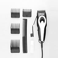 Недорогие Мелкая бытовая техника-Триммеры для волос Шнур шнура питания 360 ° Поворотный Карманный дизайн Эргономический дизайн Низкий шум Муж. и жен. 220-240