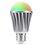 Недорогие Интеллектуальные огни-Интеллектуальные огни Съемный Беспроводное использование LED Легкий и удобный Тихий и немой Мини Низкий шум Индикатор питания Bluetooth
