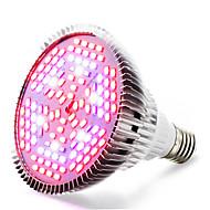 baratos Lâmpadas para Estufas-E27 Luz de LED para Estufas 120 SMD 5730 4000-5000 lm Branco Quente Vermelho Azul UV (Luz Negra) K V