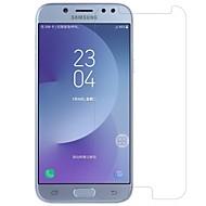 PET Защитная плёнка для экрана для Samsung Galaxy J7 (2017) Защитная пленка для экрана Ультратонкий Матовое стекло Защита от царапин