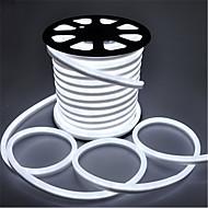 Χαμηλού Κόστους LED Φωτολωρίδες-25W Ευέλικτες LED Φωτολωρίδες 3000 AC220 3m 360 leds Θερμό Λευκό Λευκό Κόκκινο Κίτρινο Μπλε Πράσινο Ροζ