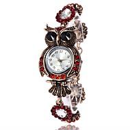 tanie Modne zegarki-Damskie Sztuczny Diamant Zegarek Unikalne Kreatywne Watch Zegarek na nadgarstek Zegarek na bransoletce Modny Na codzień Chiński Kwarcowy