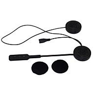 Motocicleta V4.0 Auricular y Micrófono Bluetooth Pendiente de estilo colgante Deporte al aire libre