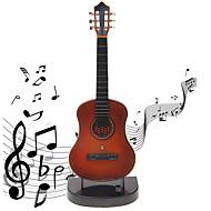 preiswerte Spielzeuge & Spiele-Spieluhr Mini-Gitarre Gitarre Klang Kinder Erwachsene Geschenk Jungen Mädchen Geschenk