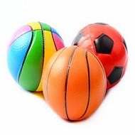 お買い得  ペット用品 & アクセサリー-ボール型 / インタラクティブ 楽しい / サッカー ゴム 用途 猫用おもちゃ / 犬用おもちゃ