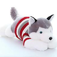 cheap Toys & Hobbies-Stuffed Toys Doll Pillow Toys Dog Animal Coral Fleece Linen/Cotton Unisex Pieces