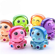 cheap Toys & Hobbies-Educational Toy Wind-up Toy Toy Cars Toys Fish Octopus Plastics Pieces Not Specified Gift