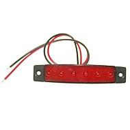 お買い得  -SENCART 12個 トラック 電球 1.5W SMD LED 120lm 6 外部照明 For ユニバーサル 全年式