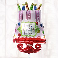 Large Size Foil Balloons Happy Birthday Party Decorations Birthday Party Balloons