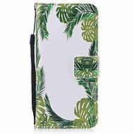Недорогие Чехлы и кейсы для Galaxy S8-Кейс для Назначение SSamsung Galaxy S8 Plus S8 Бумажник для карт Кошелек Флип Магнитный С узором Чехол дерево Твердый Кожа PU для S8 Plus