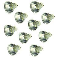 お買い得  LED スポットライト-10個 2W 150lm LEDスポットライト 9 LEDビーズ SMD 5730 装飾用 温白色 クールホワイト 12-24V