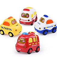 Educatief speelgoed Terugtrekauto/Inertie-auto Voertuig Terugtrekvoertuigen Speelgoedauto's Klassieke auto Speeltjes Vliegtuig Automatisch