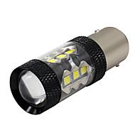 Недорогие Задние фонари-SO.K 2pcs 1157 Автомобиль Лампы 7 W SMD 3030 800 lm Задний свет