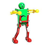 Robot Felhúzós játék Játékok Tánc Gép Robot Rajzfilmfigura Műanyagok Darabok Nincs megadva Ajándék