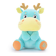 cheap Toys & Hobbies-Chicken Dragon Horse Stuffed Toys Doll Stuffed Animals Plush Toy Cute Animals Cotton Children's