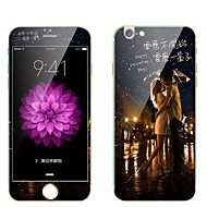 Защитная плёнка для экрана для Apple iPhone 6s Plus iPhone 6 Plus Закаленное стекло Защитная пленка для экрана и задней панели Защитная