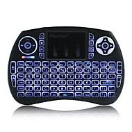 お買い得  -ipazzport KP-810-21SD Air Mouse / キーボード ミニ 2.4GHz帯のワイヤレス 無線 Air Mouse / キーボード 用途 その他 / Windows XP / Linux / WIN8