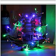 geleide lichtslingers 2m 20 lichten aa-batterijen openluchtdecoratie feeënlichten zonder batterij