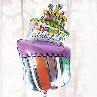 nagyméretű fólia ballonok boldog születésnapi party dekoráció születésnapi party léggömbök