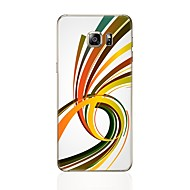 tok Για Samsung Galaxy S8 Plus S8 Με σχέδια Πίσω Κάλυμμα Γραμμές / Κύματα Μαλακή TPU για S8 S8 Plus S7 edge S7 S6 edge plus S6 edge S6 S5
