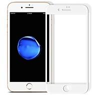 Недорогие Защитные плёнки для экранов iPhone 8 Plus-Защитная плёнка для экрана для Apple iPhone 8 Pluss Закаленное стекло 1 ед. Защитная пленка на всё устройство Уровень защиты 9H / Взрывозащищенный / Защита от царапин