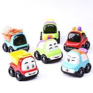 Educatief speelgoed Terugtrekauto/Inertie-auto Voertuig Terugtrekvoertuigen Speelgoedauto's Houtkraan Speeltjes Vliegtuig Automatisch