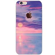 Για iPhone 7 iPhone 7 Plus Θήκες Καλύμματα Εξαιρετικά λεπτή Διαφανής Με σχέδια Πίσω Κάλυμμα tok Τοπίο Μαλακή TPU για Apple iPhone 7 Plus