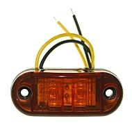 Недорогие Внешние огни для авто-SENCART 10 шт. Грузовик / Мотоцикл / Автомобиль Лампы 1W Dip LED 90lm 2 Внешние осветительные приборы For Универсальный Все года