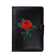 Universal Flower PU Leather Stand Cover Case For 7 Inch 8 Inch 9 Inch 10 Inch Tablet PC