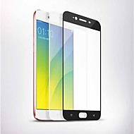 Недорогие Защитные плёнки для экранов iPhone 8-Защитная плёнка для экрана Apple для iPhone 8 Закаленное стекло 1 ед. Защитная пленка для экрана Взрывозащищенный 2.5D закругленные углы