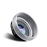 spiderholster apexel-ml35 lentille de téléphone portable 15x lentille macro verre en alliage d'aluminium 35mm pour téléphone portable