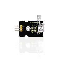 お買い得  -arduinoのkeyestudio指プローブ心拍数パルスモニターセンサーモジュール
