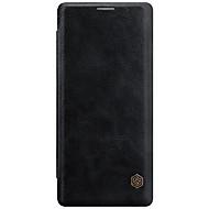 رخيصةأون -غطاء من أجل Samsung Galaxy Note 8 حامل البطاقات قلب كامل الجسم لون الصلبة قاسي جلد اصطناعي إلى Note 8