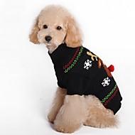Cica Kutya Kabátok Pulóverek Kutyaruházat Party Casual/hétköznapi Szerepjáték Melegen tartani Esküvő Mindszentek napja Karácsony Újévi