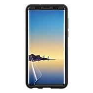 olcso Samsung képernyővédők-Képernyővédő fólia Samsung Galaxy mert Note 8 PET 1 db Kijelzővédő fólia High Definition (HD)