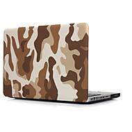 """billige Mac-etuier, Mac-tasker og Mac-covers-MacBook Etui for Camouflage TPU MacBook Air 13-tommer MacBook Air 11-tommer MacBook Pro 13"""" med Retina display"""