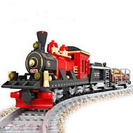 Χαμηλού Κόστους Παιχνίδια και Χόμπι-Τουβλάκια Τρένο Παιχνίδια Ουρά Νεκρή Φύση Οχήματα Μόδα Κομμάτια