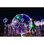 お買い得  おもちゃ & ホビーアクセサリー-LED照明 ノベルティ柄 休暇 球体 ロマンティック ファンタジー きらきら 点灯 旅行 新デザイン 子供用 成人 ギフト