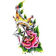 Временные тату Тату со стразами Тату с животными Тату с цветами Тату с тотемом Прочее Белая серия Олимпийская серия мультфильм серии