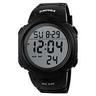 SKMEI -1068 Έξυπνο Ρολόι Ανθεκτικό στο Νερό Μεγάλη Αναμονή Ξυπνητήρι Πολυλειτουργία Φοριέται Πληροφορίες Λειτουργία χρονισμού Λεπτή
