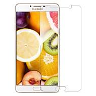 お買い得  Samsung 用スクリーンプロテクター-スクリーンプロテクター のために Samsung Galaxy C9 Pro / C7 / C5 強化ガラス 1枚 防爆
