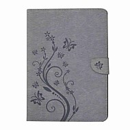 Embossed Pattern Card Holder with Stand Magnetic PU Wallet Leather Case Card Bag with Pattern for Samsung GALAXY Tab S2 8.0 T710 T715 8.0 inch Tablet