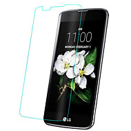 Tempered Glass Screen Protector for LG LG K7 Front Screen Protector High Definition (HD) 9H Hardness 2.5D Curved edge