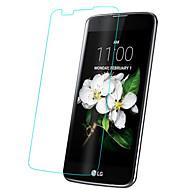 Screen Protector na LG LG K7 Szkło hartowane Folia ochronna ekranu Wysoka rozdzielczość (HD) Twardość 9H 2.5 D zaokrąglone rogi
