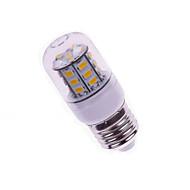 お買い得  LED コーン型電球-3W E26/E27 LEDコーン型電球 T 27 SMD 5730 200-300 lm 温白色 DC 24 V 1個