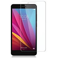 お買い得  スクリーンプロテクター-スクリーンプロテクター Huawei のために 強化ガラス 1枚 スクリーンプロテクター 2.5Dラウンドカットエッジ 硬度9H ハイディフィニション(HD)