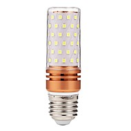 10W E27 LED Candle Lights 84 leds SMD 2835 Decorative White *lm 6000-6500K AC 85-265V