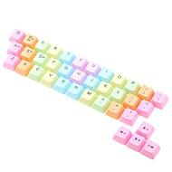 моторизованный переключатель c100 настольная клавиатура ПК механическая вишня mx pwt key cap 37 ключ с выводом клавиши на клавиатуре rgb