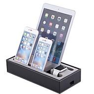 voordelige Apple Watch-bevestigingen & -houders-Universeel Alles-in-1 PU-nahka Bureau