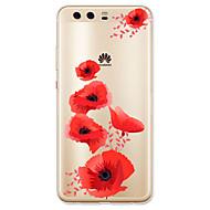 ケース 用途 Huawei パターン バックカバー フラワー ソフト TPU のために Huawei P10 Plus Huawei P10 Lite Huawei P10 Huawei社P9 Huawei社P9ライト Huawei P9 Plus Huawei社P8